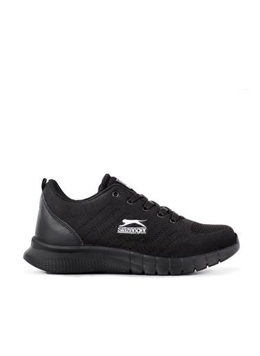 Slazenger Slazenger ZIRCON Koşu & Yürüyüş Kadın Ayakkabı    Siyah